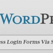 create-wordpress-login-form-shortcode