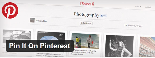 Pin It On Pinterest WordPress Plugin