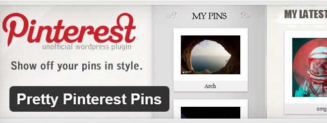 Pretty Pinterest Pins WordPress Plugin