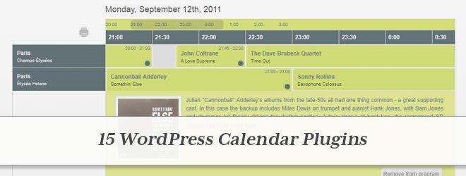 wordpress-calendar-plugins
